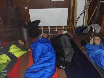 søde børn der sover