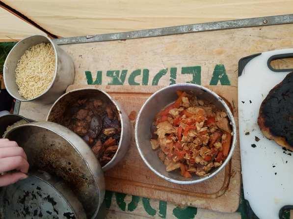hjemmelavet mad
